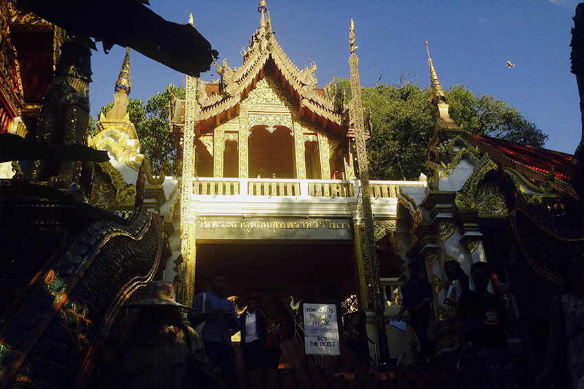 IN PHOTOS | Chiang Mai's Wat Phrathat Doi Suthep