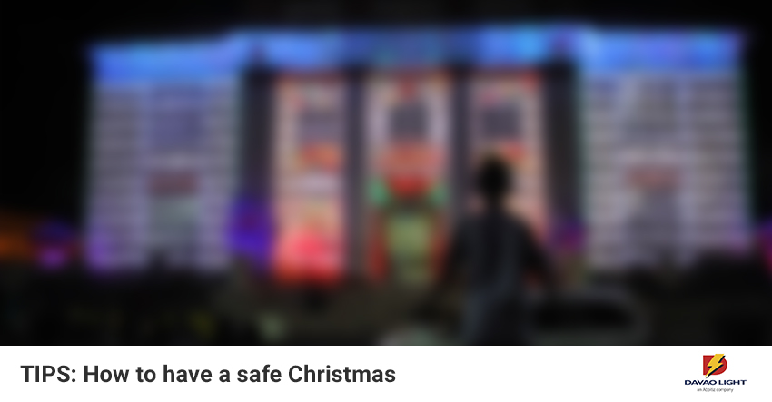 TIPS: How to have a safe Christmas