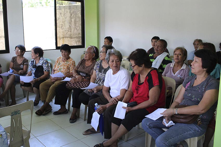 More senior citizens receive yearly pension from DSWD