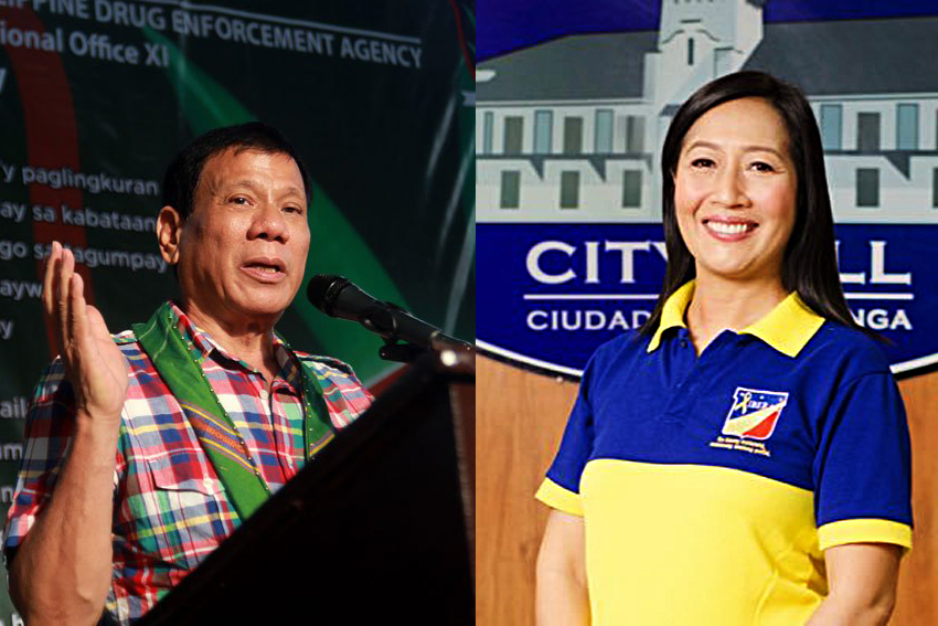 Duterte and Climaco