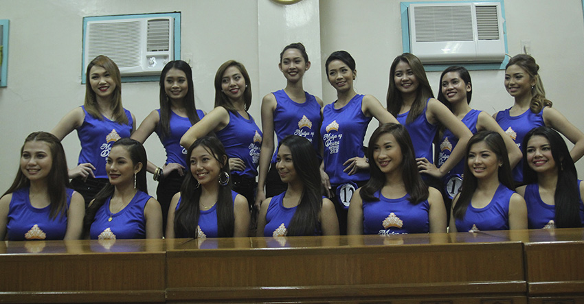 WHO'S IN: Top 15 candidates of Mutya ng Dabaw 2016