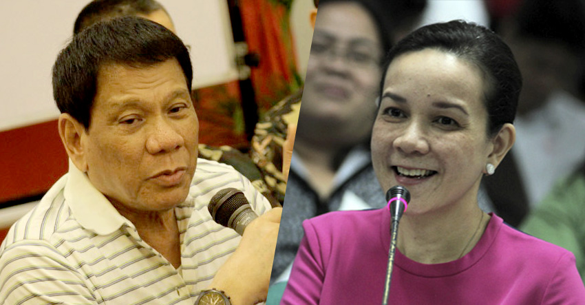 Duterte camp: Grace Poe is Danding lapdog