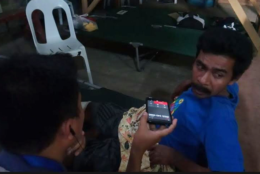 Ordeal of wounded Kidapawan detainees