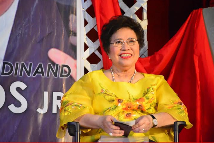 Miriam to visit UP Mindanao presidential candidates forum