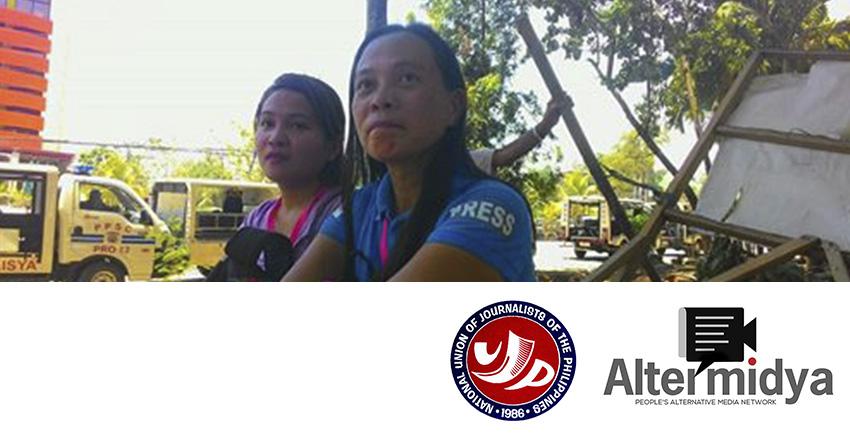 Media groups denounce police intimidation, harassment in Kidapawan coverage