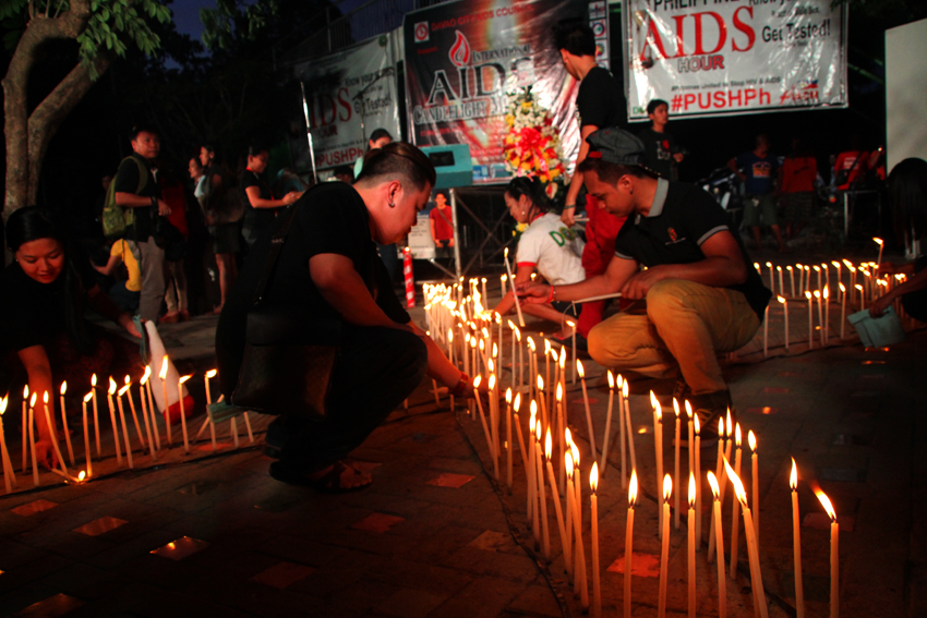 Church group bats for free HIV screening for public