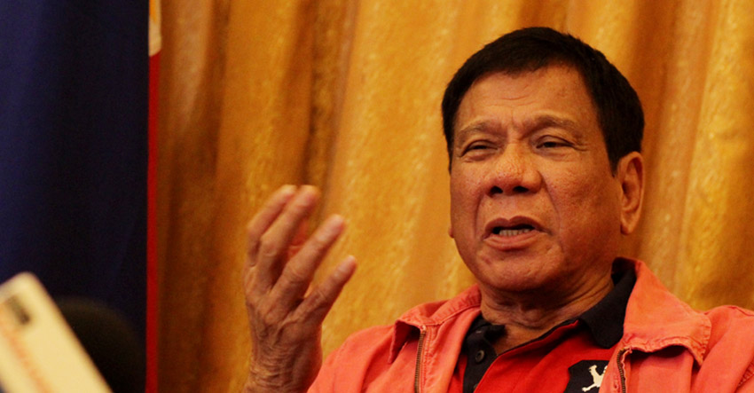 Duterte to skip proclamation at Congress