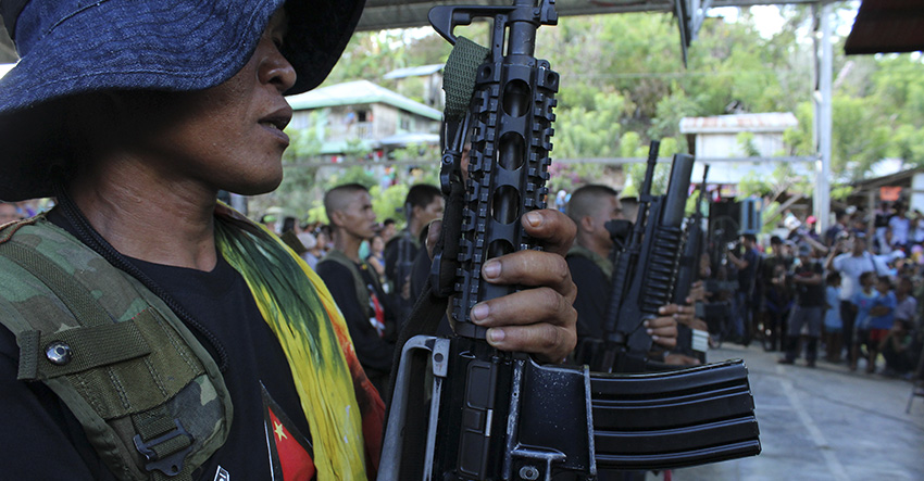 NDF declares suspension of offensives to free its prisoners in Mis Or