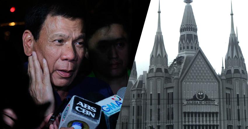 INC endorsement significant gain for Duterte's prexy bid – spokesperson