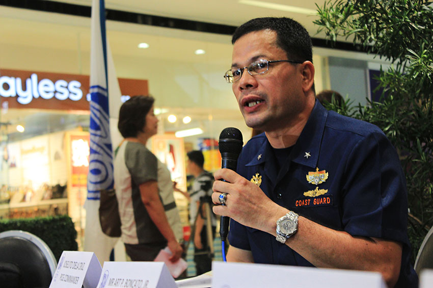 Coast Guard to keep eye on Chinese vessels in Davao ports