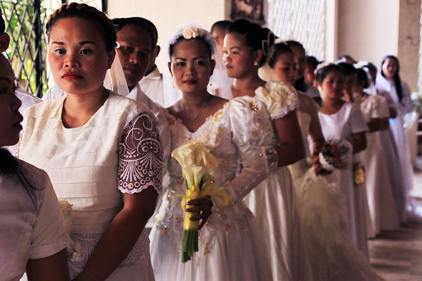 Mass wedding, mobile civil registrations to mark Civil Registry month
