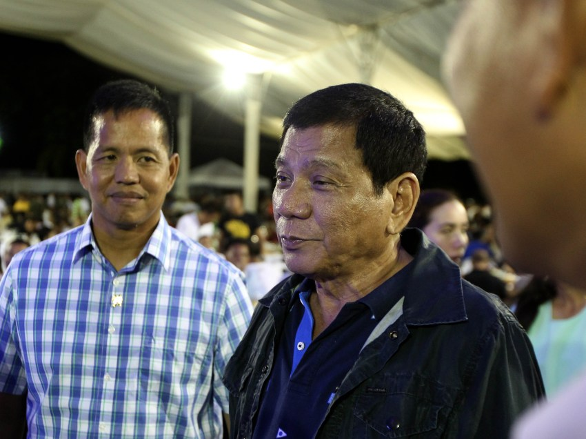 Duterte, Lopez to grace Mindanao's environmental summit