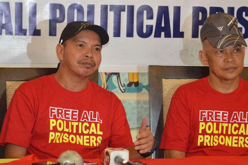 NDFP consultant arrested in Davao