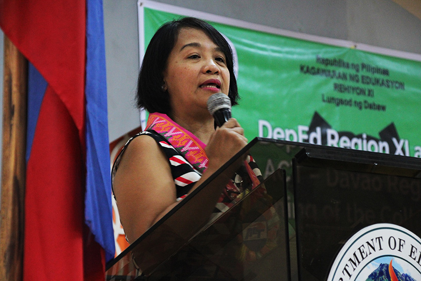 FULL TEXT | ACT Teachers Party-List Representative France Castro's explanation of vote against Martial Law extension