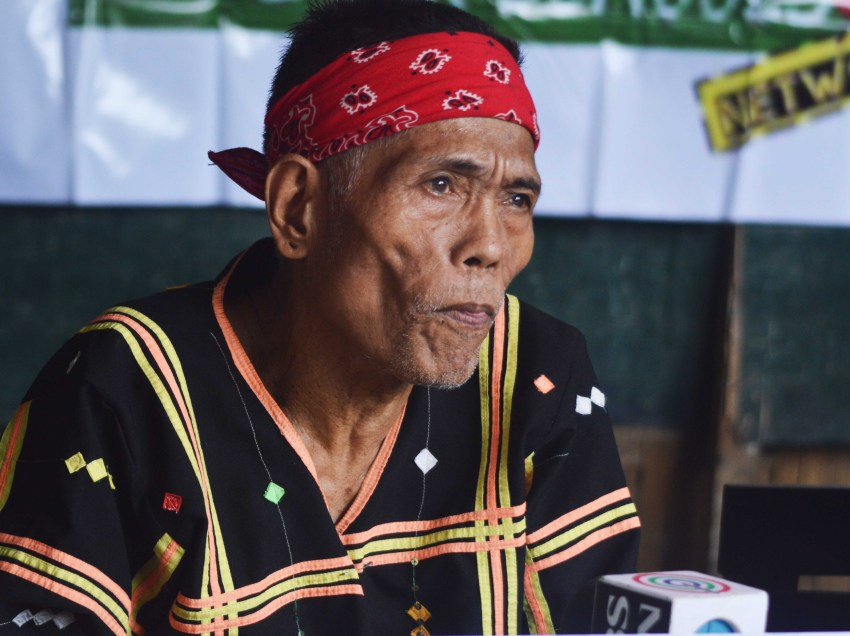 SALUGPUNGAN COUNCIL LEADER