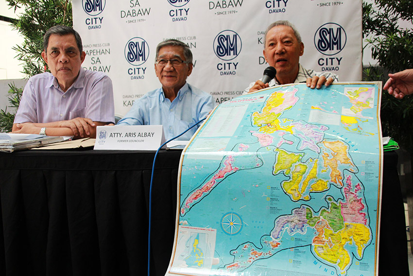 Group proposes 5 PH federal states