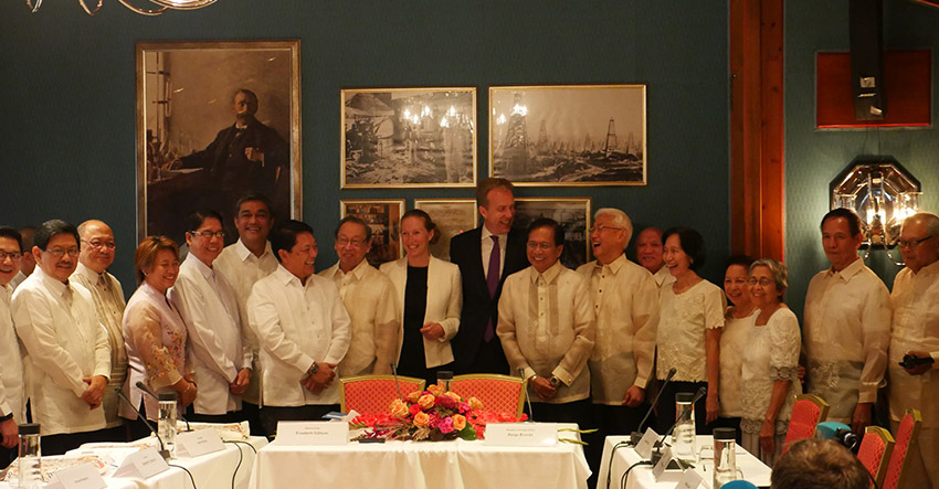 GRP-NDF in high spirits as formal talks resume