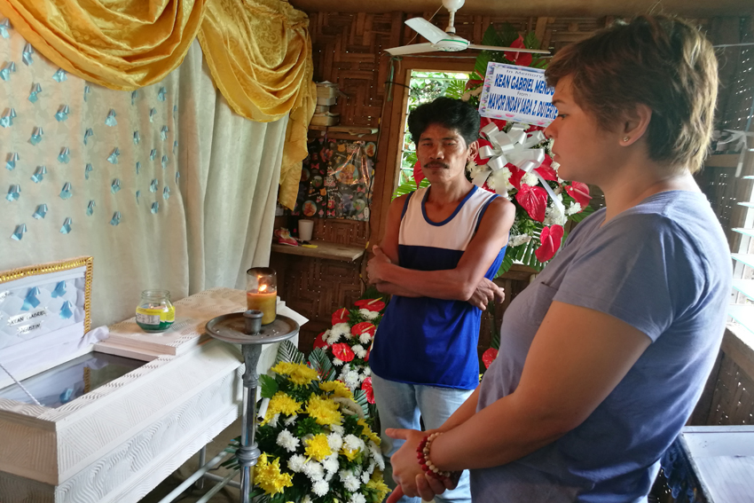 Mayor Sara on death of 3-year-old boy: we're late