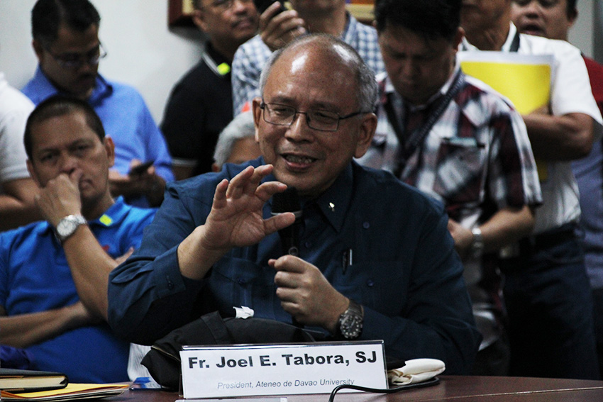 Tabora urges CEAP schools to study BBL