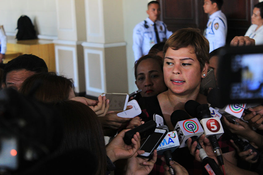 Sara Duterte warns: Spare Mt. Talomo or face sanctions