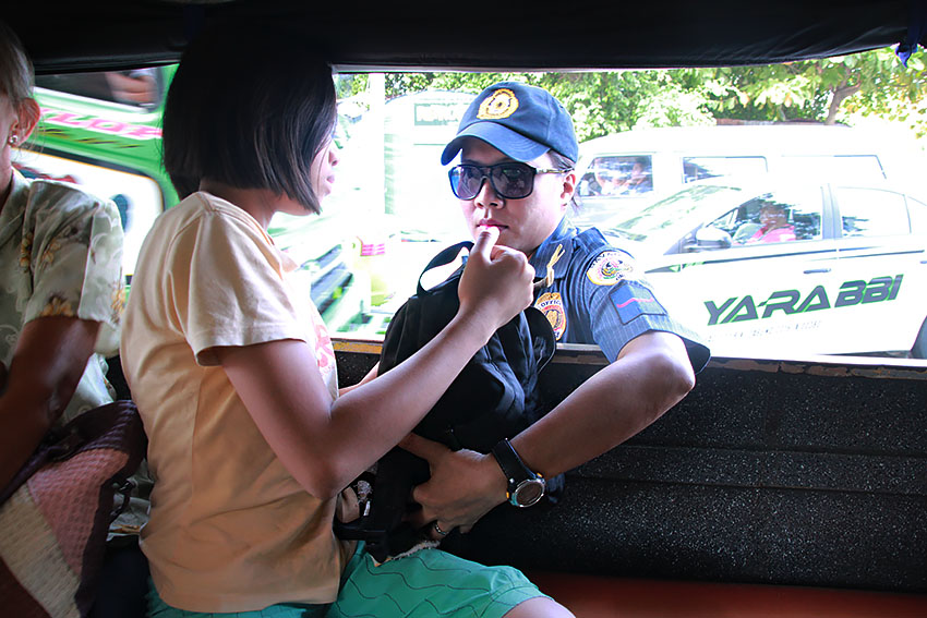 Davao City partners with Interpol
