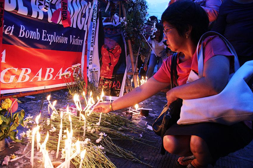 19 casualties in Davao blast still in hospitals