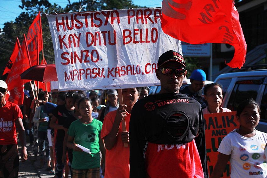 Bishop says military pullout will secure Lumad's return to communities