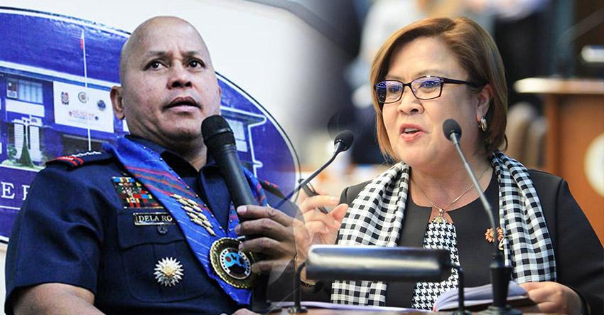 De Lima dares Bato: Probe violent dispersal