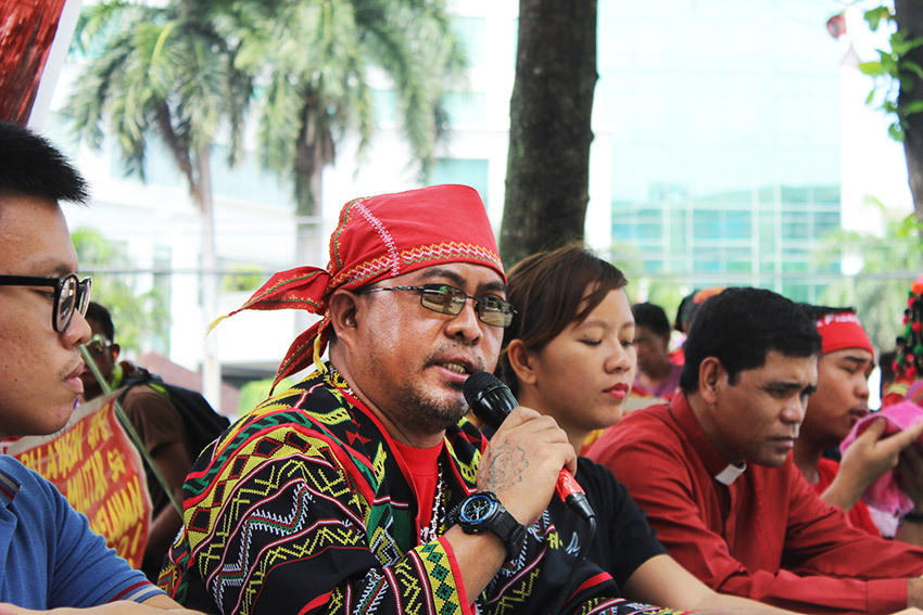 Group doubts Duterte's all-out war: It's after Lumad, not rebels