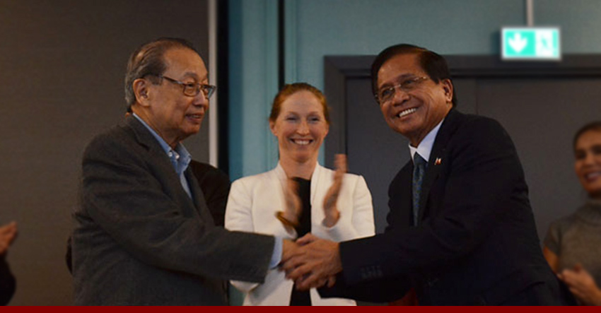 A close contact between the government and the National Democratic Front prior to the third round of peace talks on January next year is important for the success of the negotiations, an official of the Royal Norwegian Government said. (Zea Io Ming C. Capistrano/davaotoday.com)