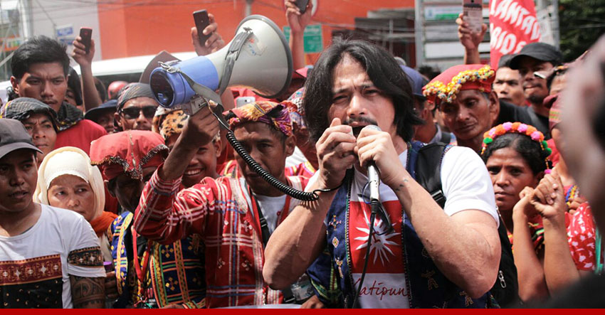 Robin: Lumad, Moro should rule over their ancestral land
