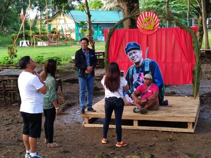 Ka Parago's wife calls for strengthening of revolutionary struggle