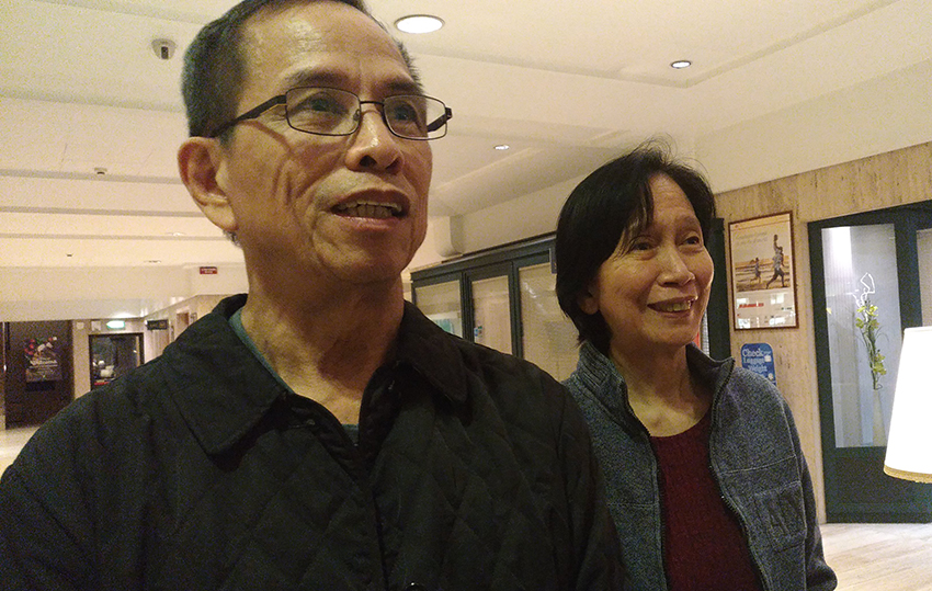 NDFP's Tiamzons on faction rumor: old, tired rehashed military line
