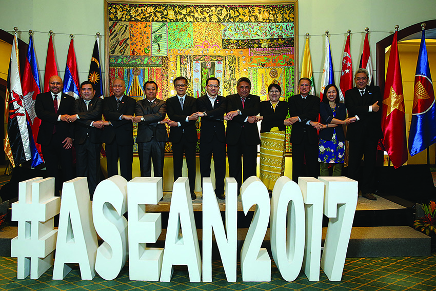 ASEAN meet to tackle migrant workers' rights