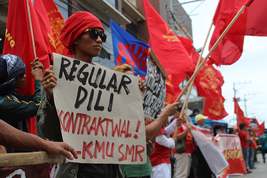 'Legal' contractualization still allowed in new DOLE order