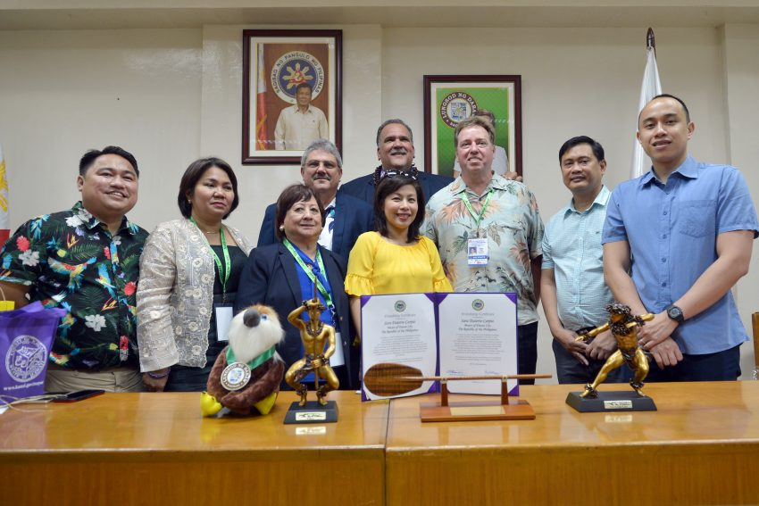 Hawaii's Kauai County to forge sister city pact with Davao