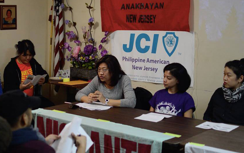 Filipino immigrants ​feel ​threatened by Trump's policies