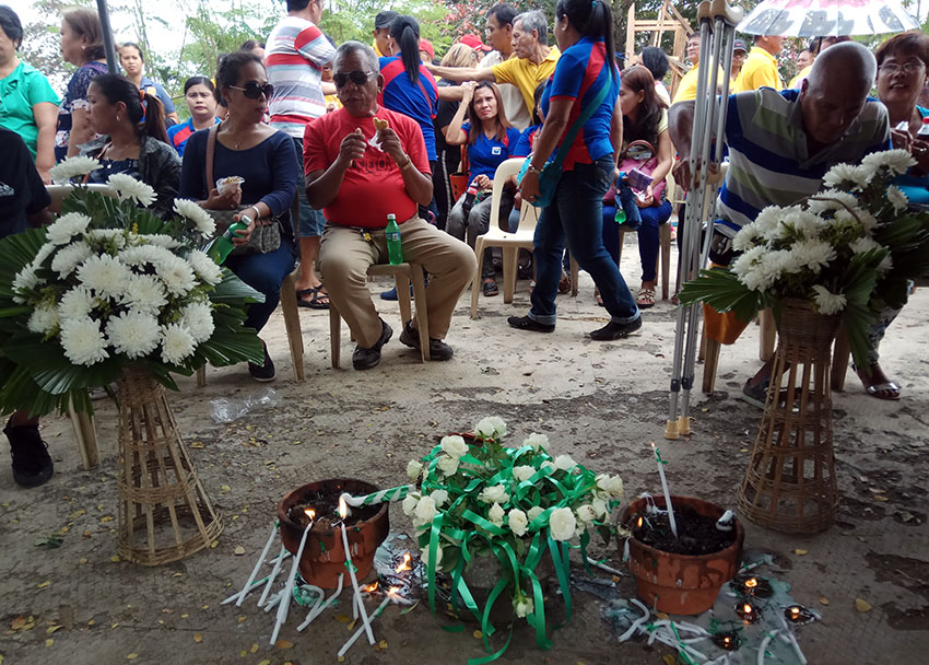 Davao commemorates Sasa airport bombing