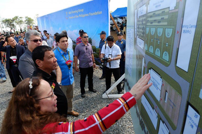 P700-million drug rehab center breaks ground in Bukidnon
