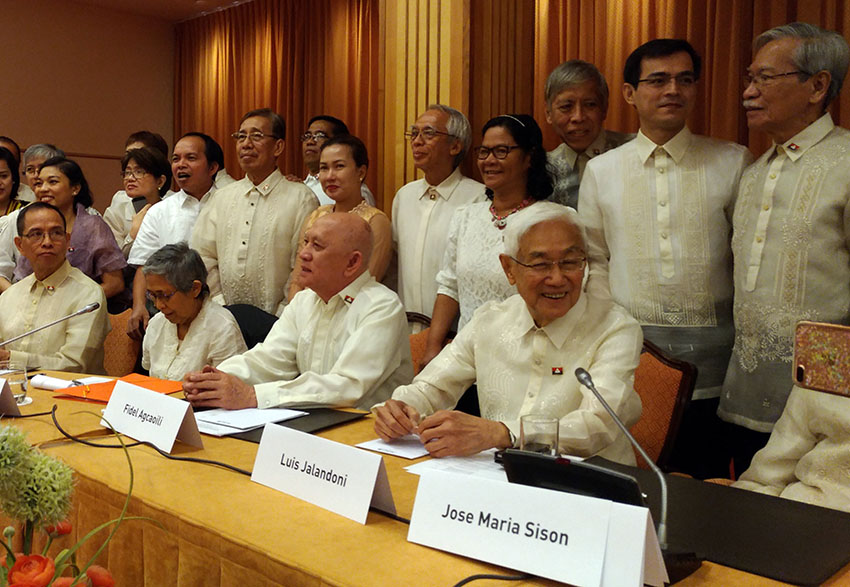 NDFP open to revival of peace talks