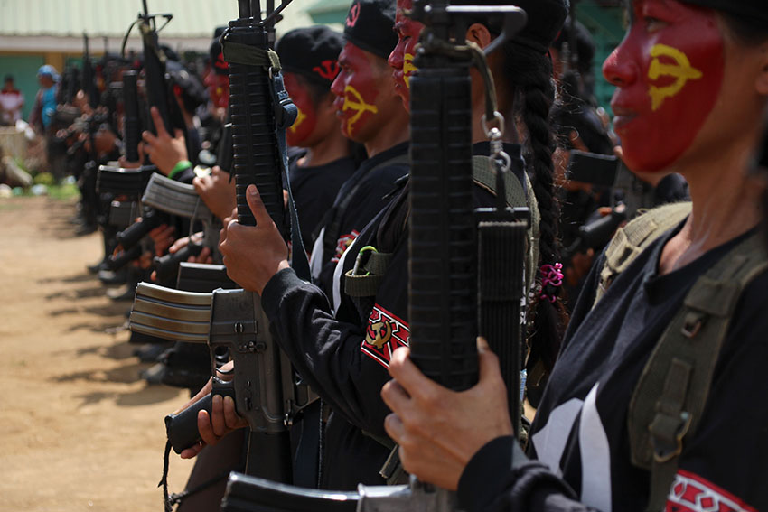 NPA captures soldier in Davao Oriental