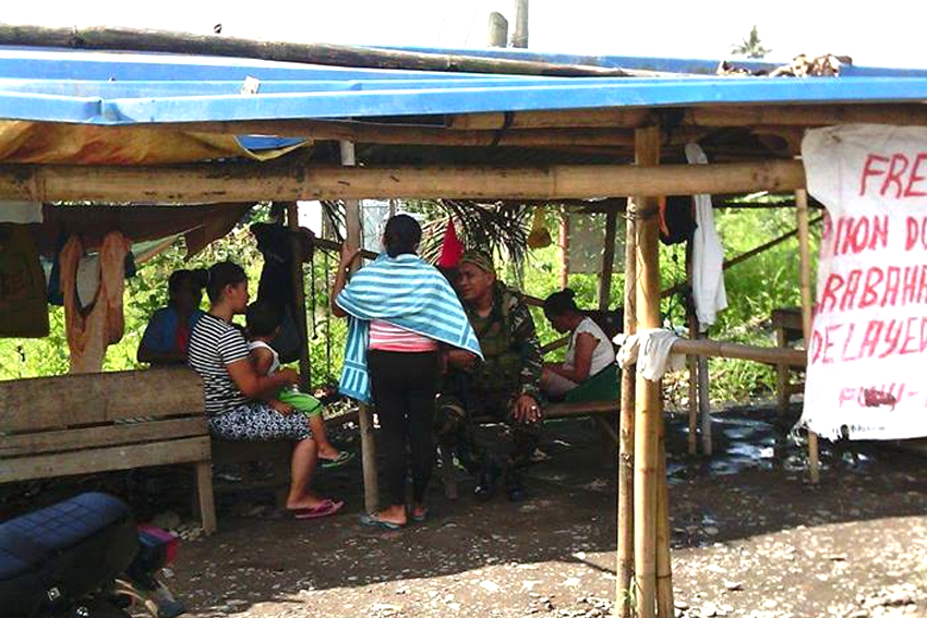 Martial Law in Mindanao: AFP's intrusion, threats vs. Comval banana workers slammed