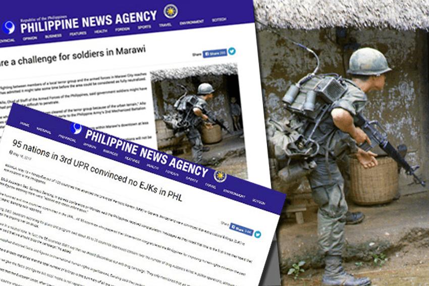PNA: We do not publish 'fake news'
