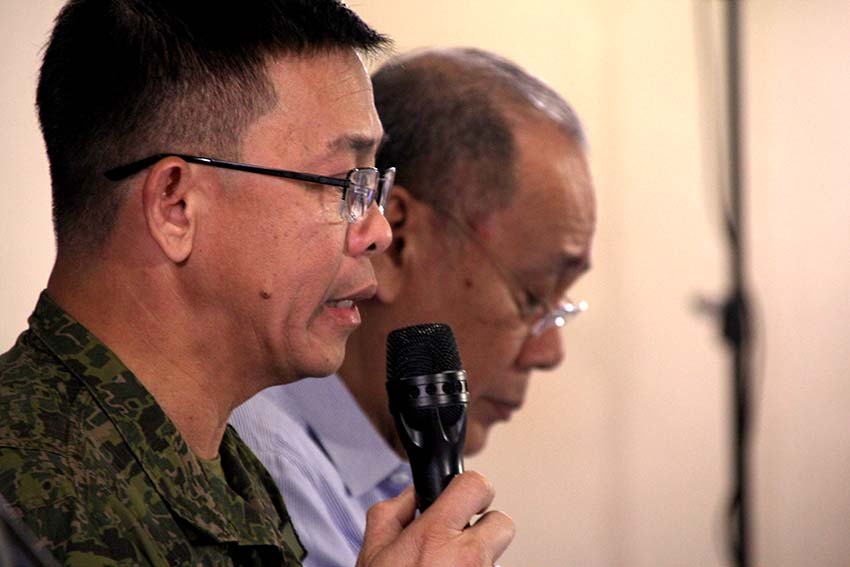 Beheading of kidnap victims a desperate move of ASG – Padilla