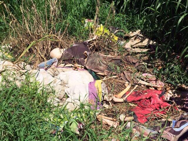 look: human skeletal remains found in marawi | davao today, Skeleton