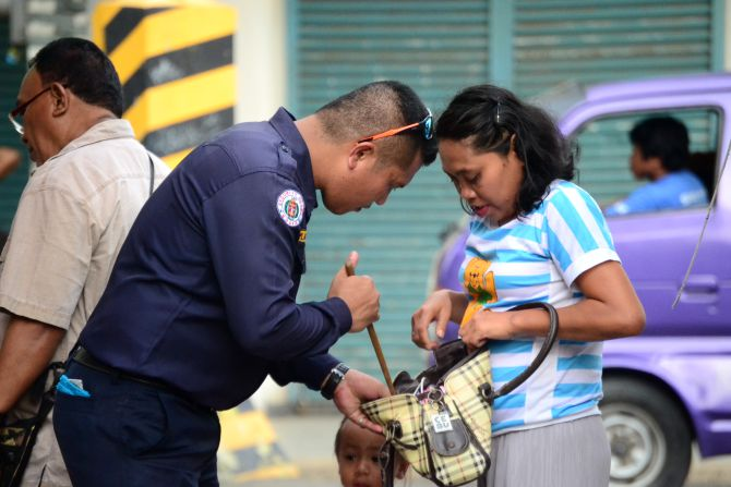 "Law not necessary to carry out ""No Backpack"" rule in Davao"