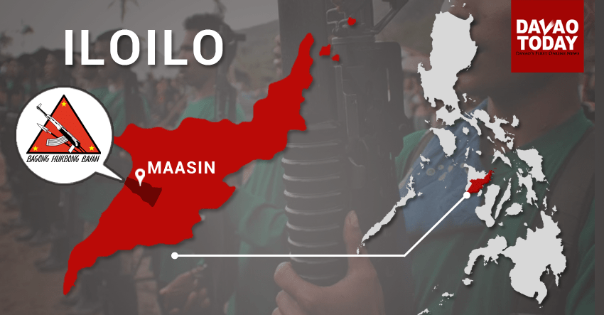NPA attacks Iloilo police station