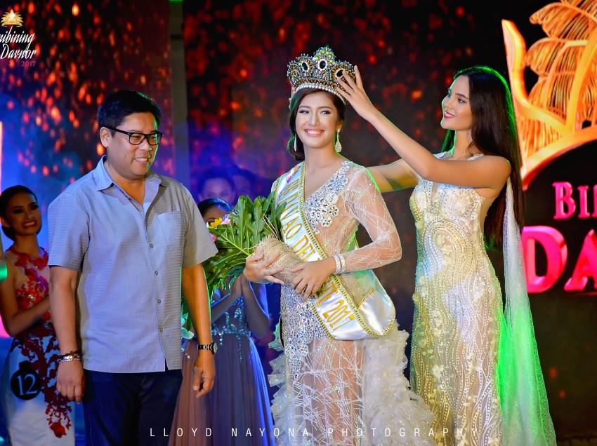 #DavNor50:Tagumenya beauties dominate Davao del Norte's beauty pageant