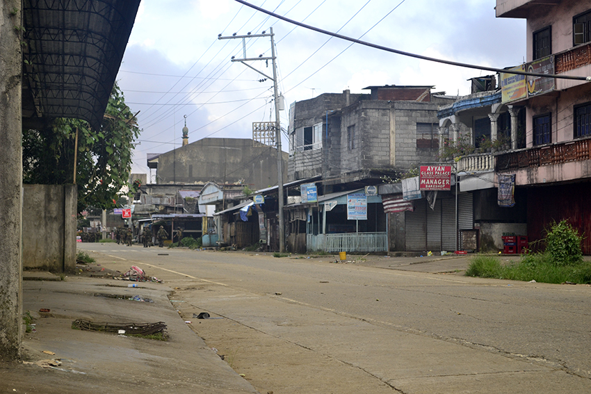 In Marawi, construction of public infrastructures to start as UXOs, IEDs almost cleared