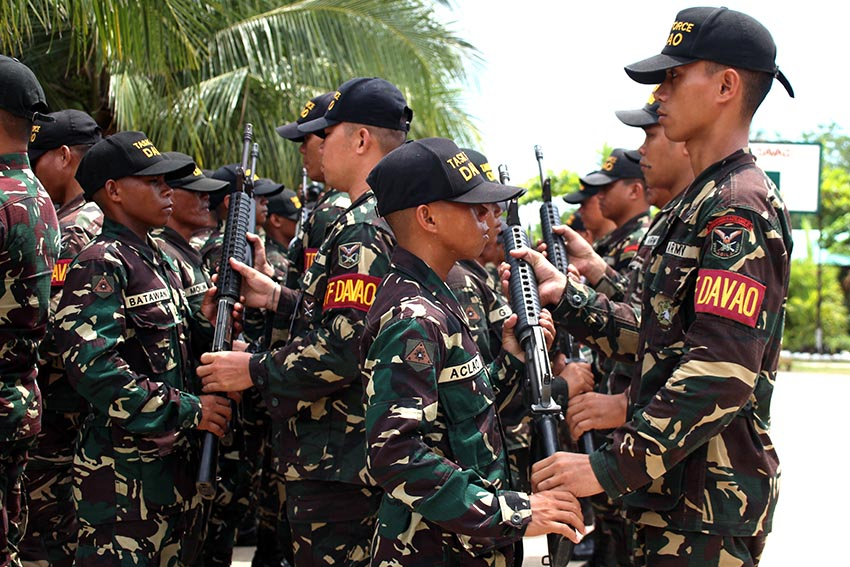 85 SCAAs add to anti-terror personnel in Davao